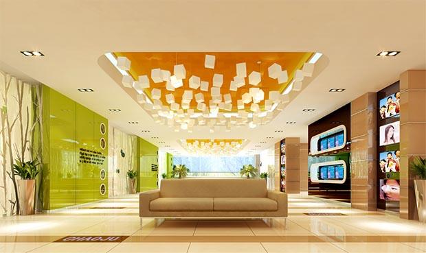 重庆医院装修设计