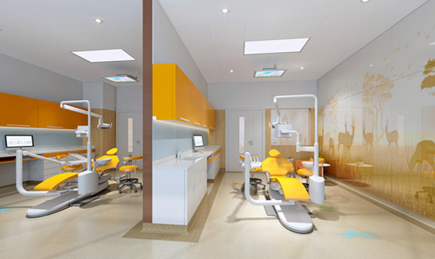 齿科医院装修